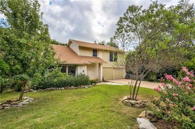 Travis County Single Family Home For Sale: 4004 Tamarack Trl