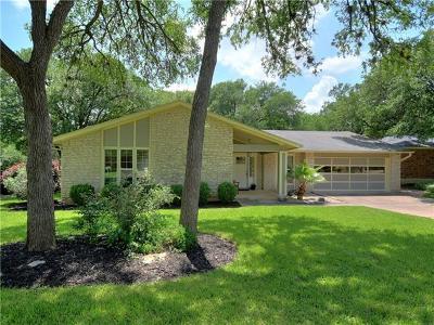 Austin Single Family Home Pending - Taking Backups: 4005 Eton Ln