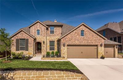 Spicewood Single Family Home Pending - Taking Backups: 22301 Chipotle Pass