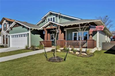 Liberty Hill Single Family Home For Sale: 200 Charli Cir
