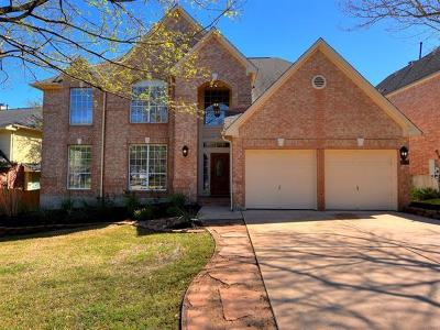 Austin Single Family Home For Sale: 10725 Chestnut Ridge Rd