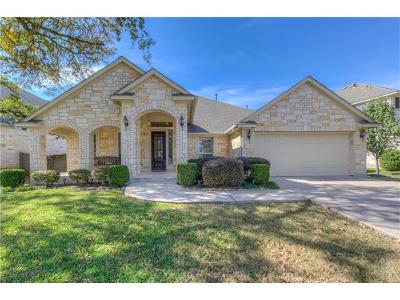 Travis County Single Family Home For Sale: 11709 Via Grande