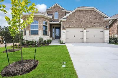 Lago Vista Single Family Home For Sale: 7908 Arbor Knoll Ct