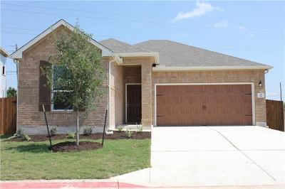 Round Rock Rental For Rent: 2471 Sunrise Rd #24