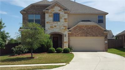 Pflugerville Single Family Home For Sale: 2425 Lynx Ct