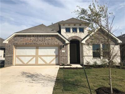 Leander Single Family Home For Sale: 535 Merlin Ln