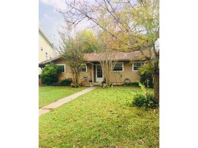 Travis County Single Family Home For Sale: 2509 Wilson St