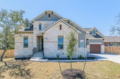 Dripping Springs Single Family Home For Sale: 444 Pink Granite Blvd