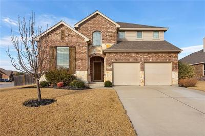 Pflugerville Single Family Home For Sale: 2600 Windview Ln