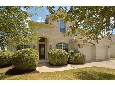 Hays County, Travis County, Williamson County Single Family Home For Sale: 5601 Medicine Creek Dr