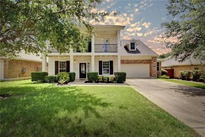 Cedar Park Single Family Home For Sale: 1702 Nelson Ranch Loop