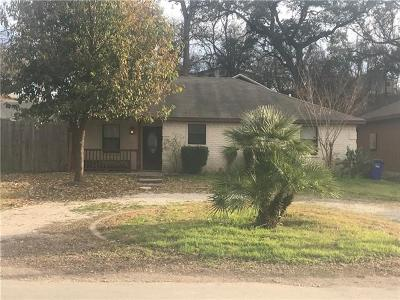 New Braunfels Single Family Home Pending - Taking Backups: 101 Placid Cove Dr