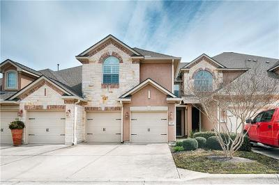 Travis County Condo/Townhouse For Sale: 108 Perpetuation Dr