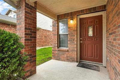 Hays County, Travis County, Williamson County Single Family Home For Sale: 1421 Anise Dr