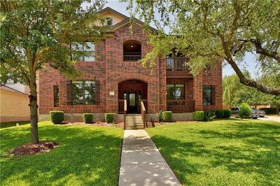 Cedar Park Single Family Home Pending: 2500 Midnight Star Dr