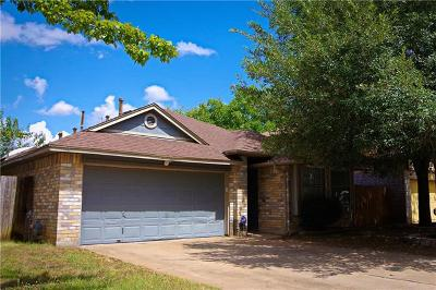 Travis County Single Family Home For Sale: 4508 Sojourner St