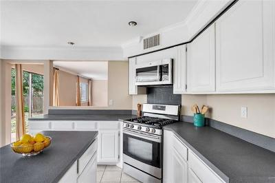 Austin Single Family Home For Sale: 13204 Amarillo Ave