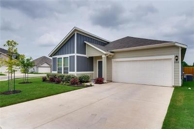 Single Family Home For Sale: 11700 Saddle Rock Dr