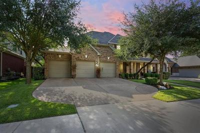 Round Rock Single Family Home For Sale: 1248 Pine Forest Cir