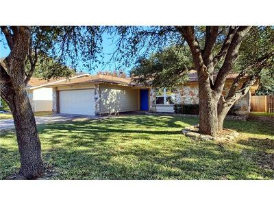 Austin TX Single Family Home For Sale: $360,000