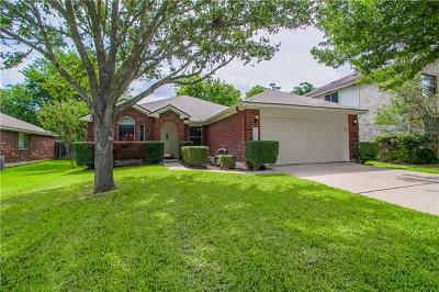 Buda Single Family Home For Sale: 159 McKennas Cv