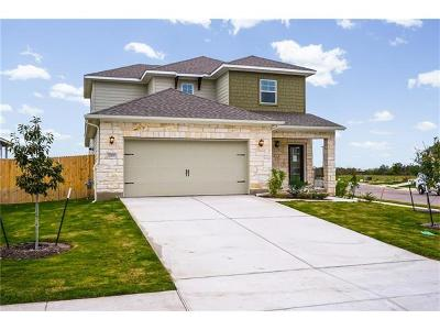 San Marcos Single Family Home For Sale: 253 Split Rail Dr