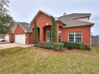 Round Rock Single Family Home Pending - Taking Backups: 3536 Longhorn Trl