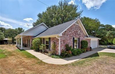 Dripping Springs Single Family Home Pending - Taking Backups: 107 Springwood Rd