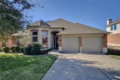 Hutto Single Family Home Pending - Taking Backups: 20908 Prestwick Dr