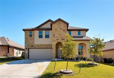 Buda Single Family Home Pending - Taking Backups: 560 Dragon Ridge Rd