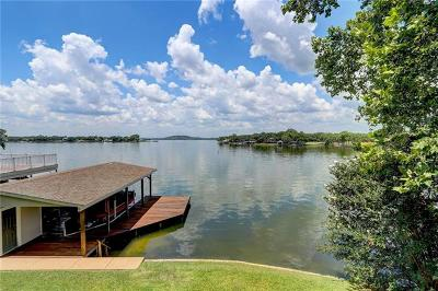 Bell County, Bosque County, Burnet County, Calhoun County, Coryell County, Lampasas County, Limestone County, Llano County, McLennan County, Milam County, Mills County, San Saba County, Williamson County, Hamilton County Single Family Home For Sale: 312 Flamingo Cir