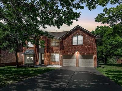 Austin Single Family Home Pending - Taking Backups: 1231 Sutter Creek Trl