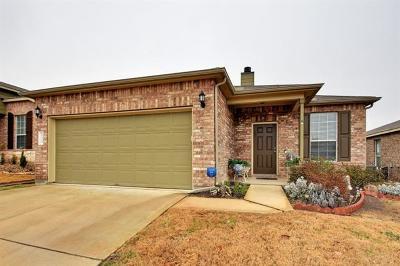 Buda Single Family Home For Sale: 533 Moonwalker Trl