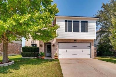 Pflugerville Single Family Home For Sale: 1210 Hughmont Dr