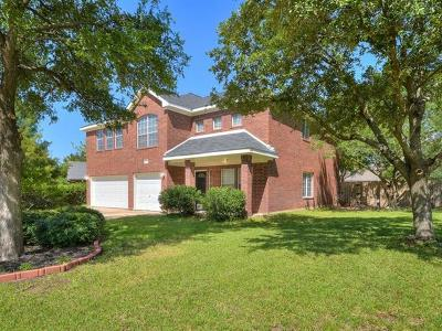 Cedar Park Single Family Home For Sale: 1401 Deer Horn Dr