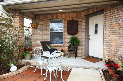 Hays County, Travis County, Williamson County Single Family Home Pending - Taking Backups: 12701 Sky Harbor Dr