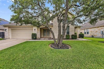 Cedar Park Single Family Home For Sale: 404 Scarlet Maple Dr