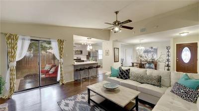 Single Family Home Pending - Taking Backups: 12330 Deerbrook Trl