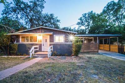 Single Family Home For Sale: 4802 Creekwood Rd