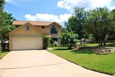 Cedar Park Single Family Home For Sale: 1414 Mulberry Way