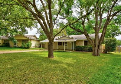 Austin Single Family Home For Sale: 4808 Borage Dr