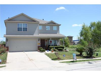 Del Valle Single Family Home Pending - Taking Backups: 12812 Saint Thomas Dr