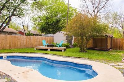 Austin TX Single Family Home For Sale: $305,000
