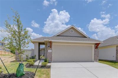 San Marcos Single Family Home For Sale: 514 Silo Street