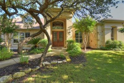 Georgetown Single Family Home For Sale: 411 Logan Ranch Rd
