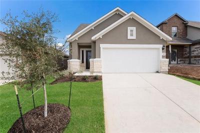 Buda Single Family Home For Sale: 249 Satsuma Cir