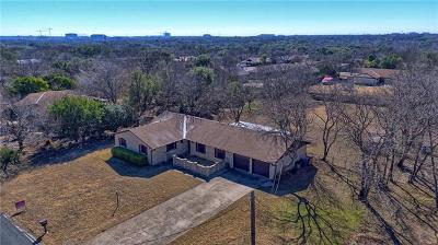 Travis County, Williamson County Single Family Home For Sale: 5203 Branding Chase St