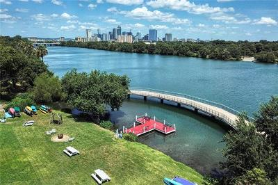 Austin Condo/Townhouse For Sale: 1818 S Lakeshore Blvd #11