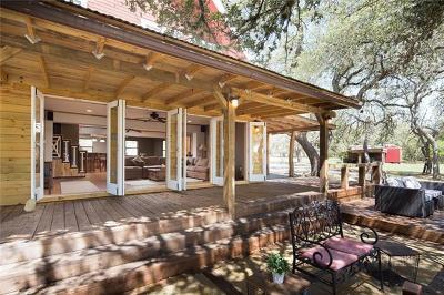 Single Family Home For Sale: 515 Wimberley Oaks Dr