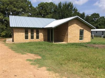 Bastrop TX Single Family Home Pending - Taking Backups: $147,900